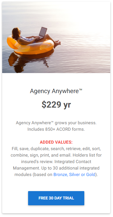 Agency Anywhere